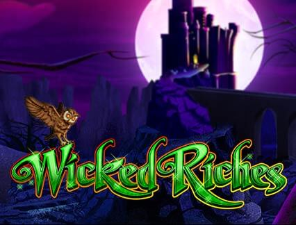 Wicked Riches logo